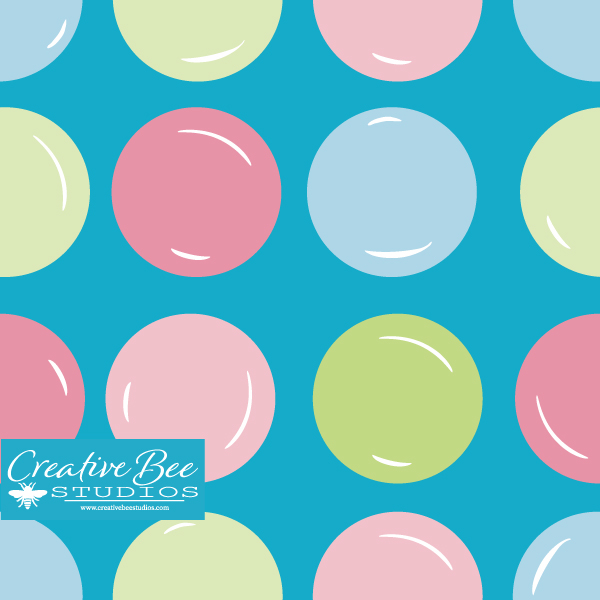 Image of Bubbles Geometric