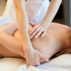 shoulder injury treatment rotator cuff massage