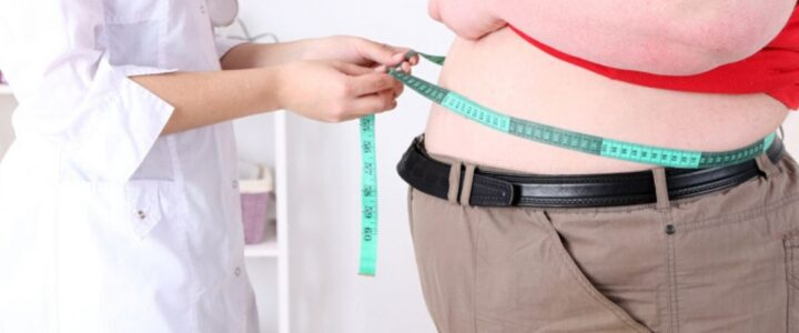 The effect of obesity on the body