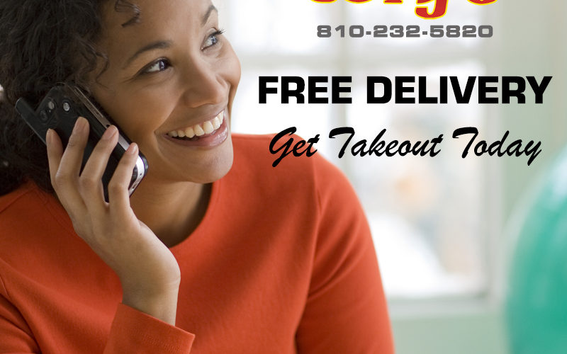 Captain Coty's Free Delivery