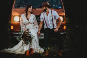 Registry-style wedding