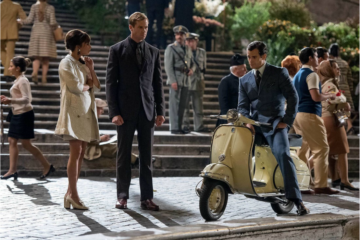 The Man From U.N.C.L.E. [2015]
