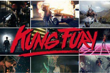 Kung Fury [2015] Spoiler Free Movie Review