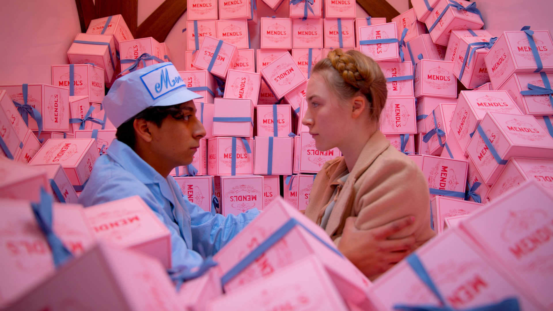 Still from The Grand Budapest Hotel (2014)