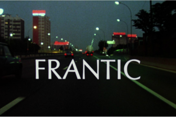 opening frantic movie