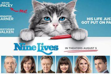 nine lives vfx showreel