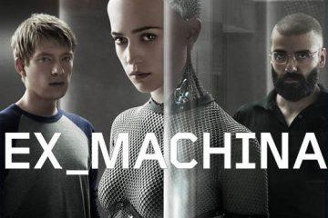 ex machina 2015 vfx showreel