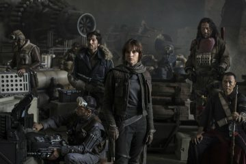 Rogue One A Star Wars Story 2016 Movie Review Spoiler Free