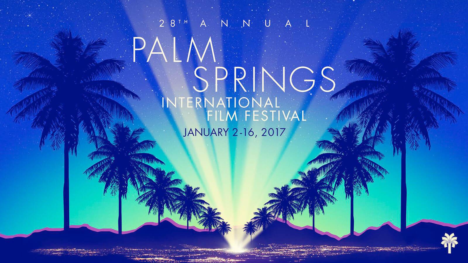 Palm Springs Film Festival 2017 Graphic