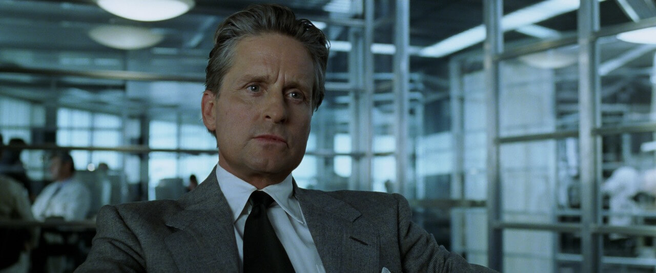 Michael Douglas in The Game