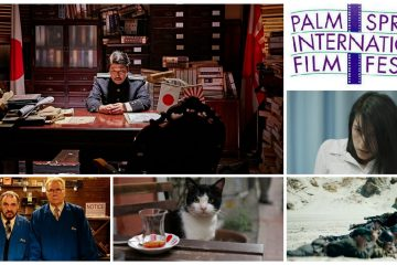 Top 5 at the Palm Springs International Film Festival