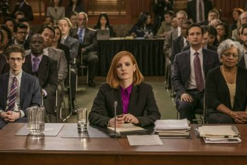 Miss Sloane 2016 Spoiler Free Movie Review
