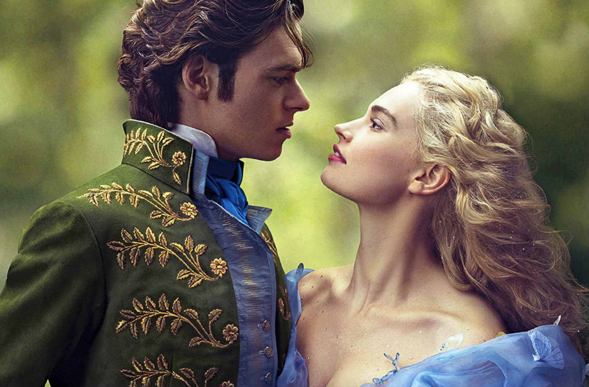 Disney Cinderella 2015 Picture Live Action