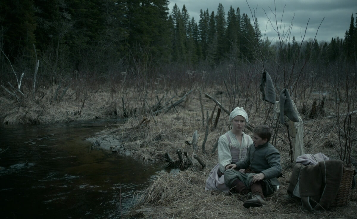 The Witch screenshot essay