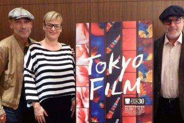 Grain Interview Tokyo Internation Film Fes - Jean-Marc Barr - Bettina Brokember - Semih Kaplanoğl TIFF 2017
