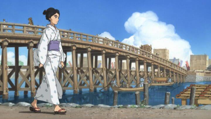 Iinterview with Keiichi Hara Miss Hokusai