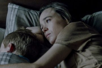 Image of Ellen Page from the film The Cured