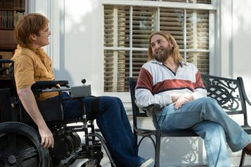 Image from the film Dont Worry He Wont Get Far on Foot