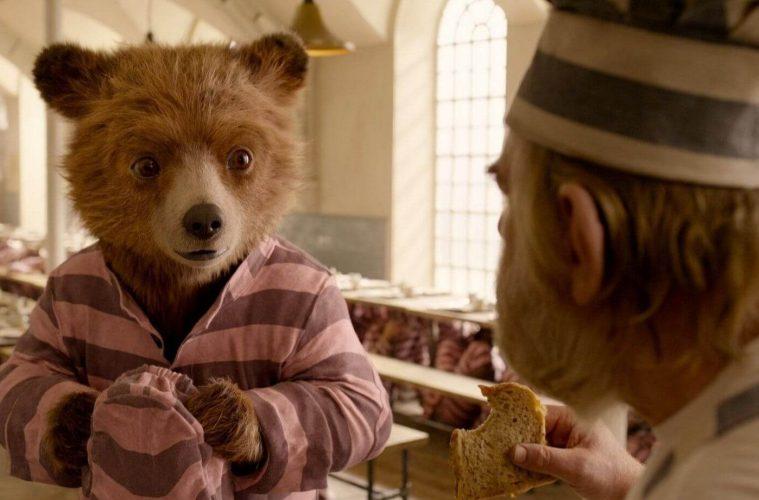 Image from the film Paddington 2