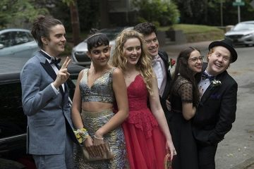 """Image from the 2018 comedy, """"Blockers"""""""