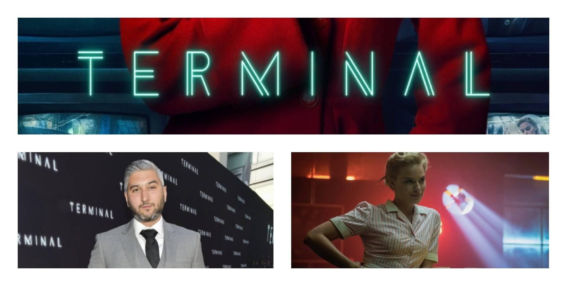 Terminal - Interview with Director Vaughn Stein