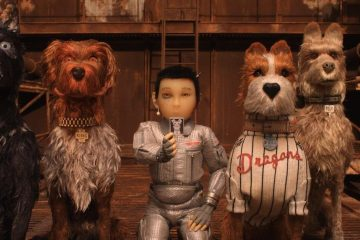 """Image from the movie """"Isle of Dogs"""""""