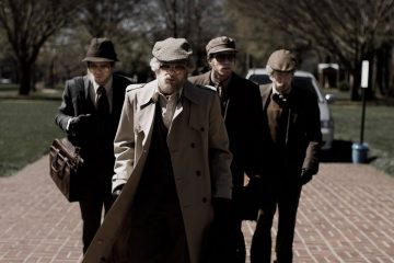 """Image from the movie """"American Animals"""""""