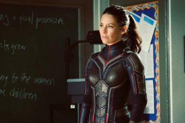 Image of Evangeline Lilly - Ant-Man and the Wasp (2018) Film Review