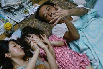 Image from Hirokazu Koreeda's film ''Shoplifters' (2018)