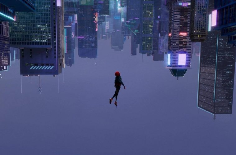 Image from Spider-Man Into the Spider-Verse (2018)