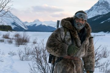 Image from Netflix film' Hold the Dark'