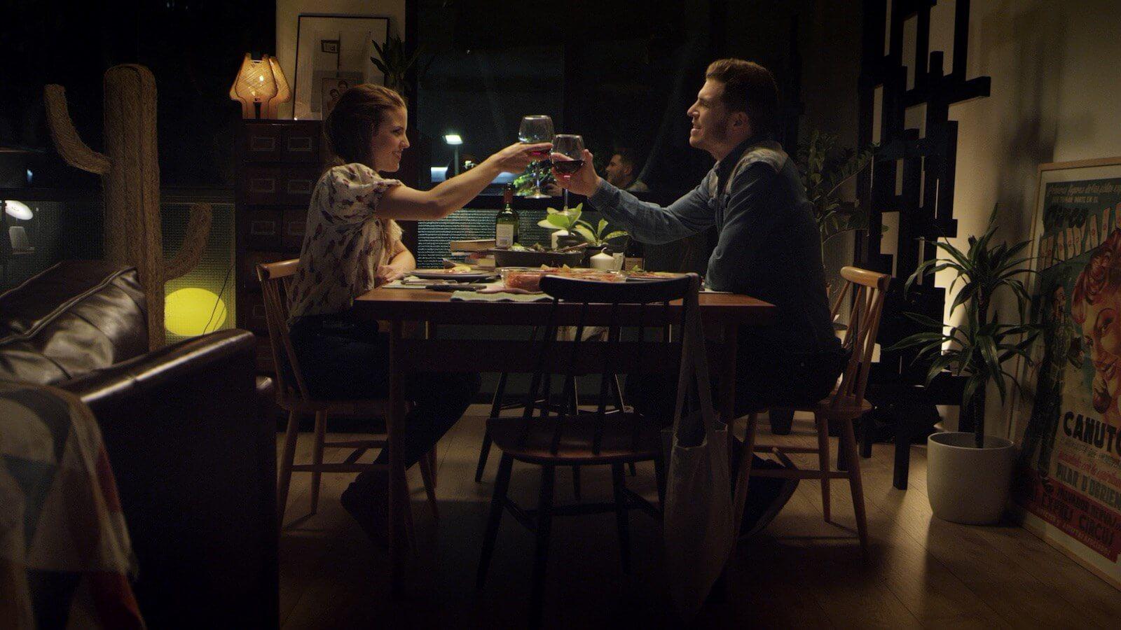 Image Still from Short Film #SuperinLove