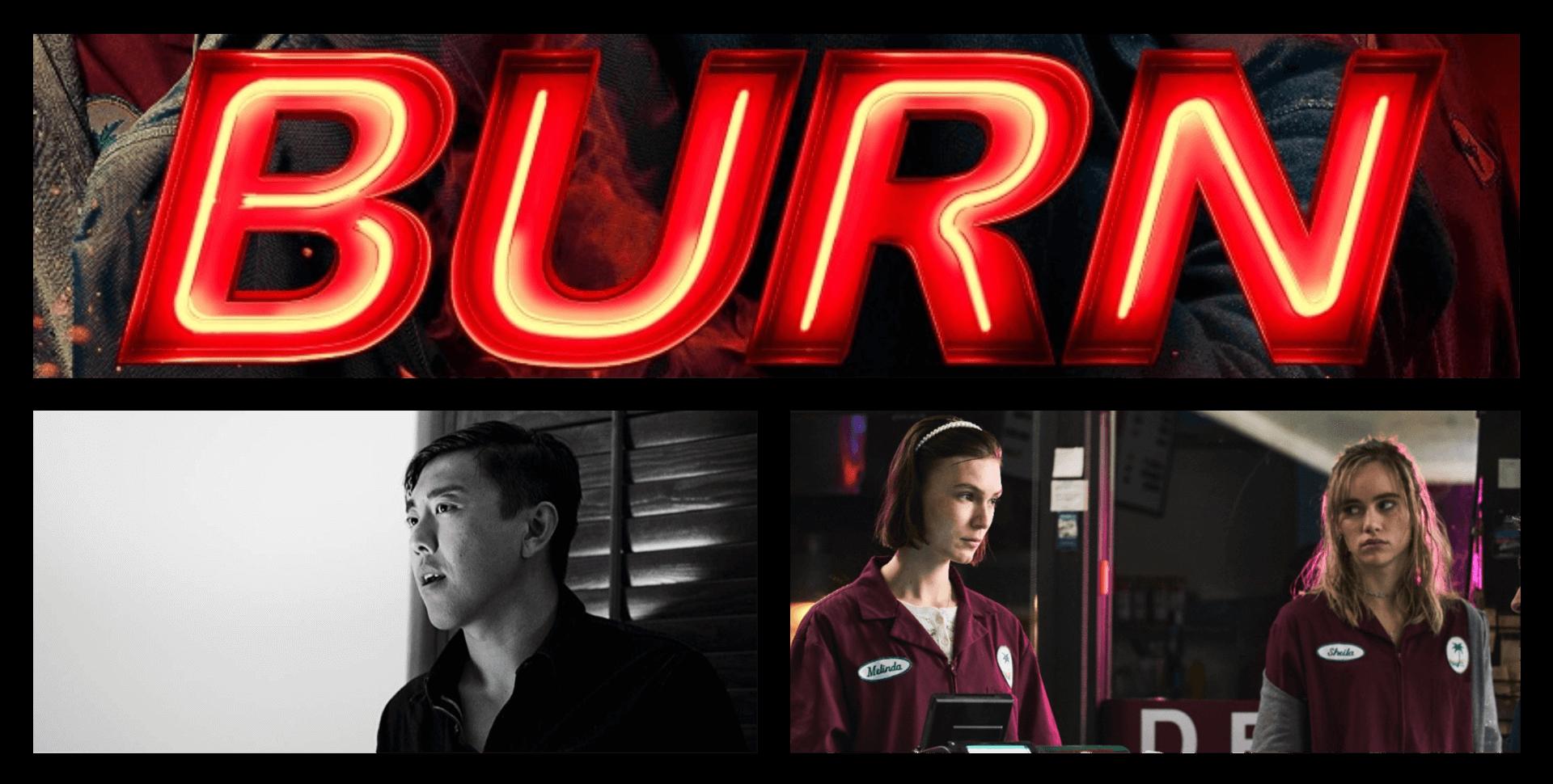 Mike Gan interview of Burn