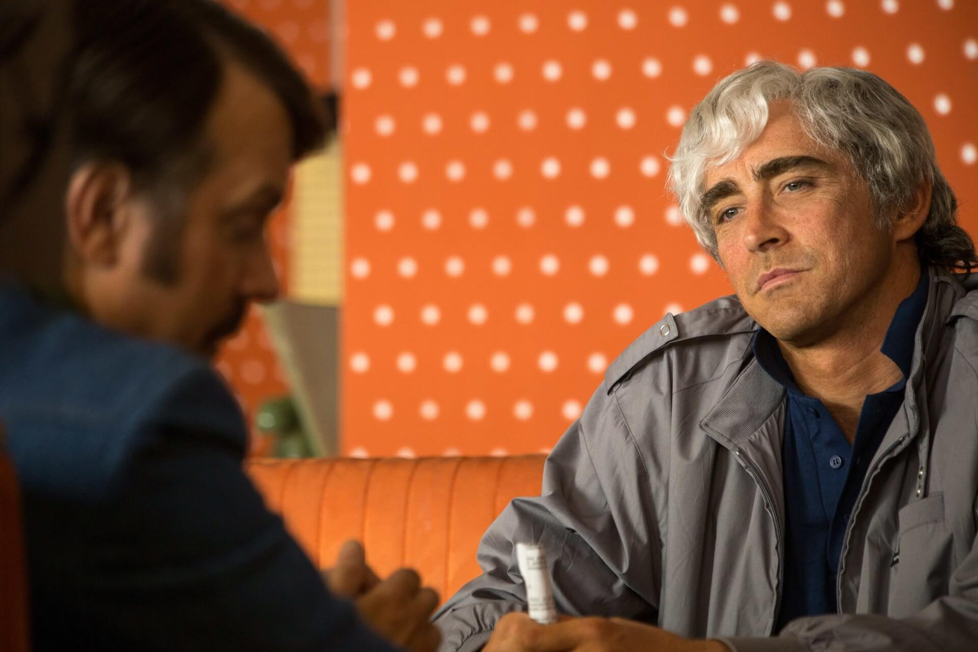 Lee Pace in Driven