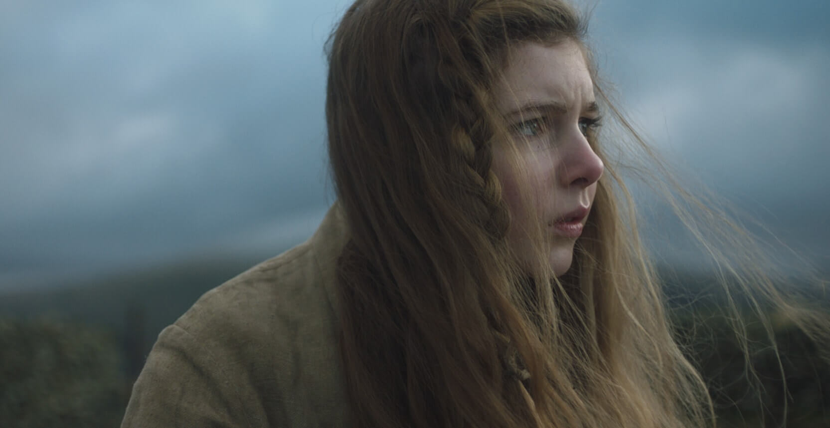 """Image of Eleanor Worthington - Cox as Gwen in the thriller , """"GWEN'"""