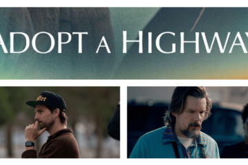 Logan Marshall-Green discusses Adopt a Highway in interview
