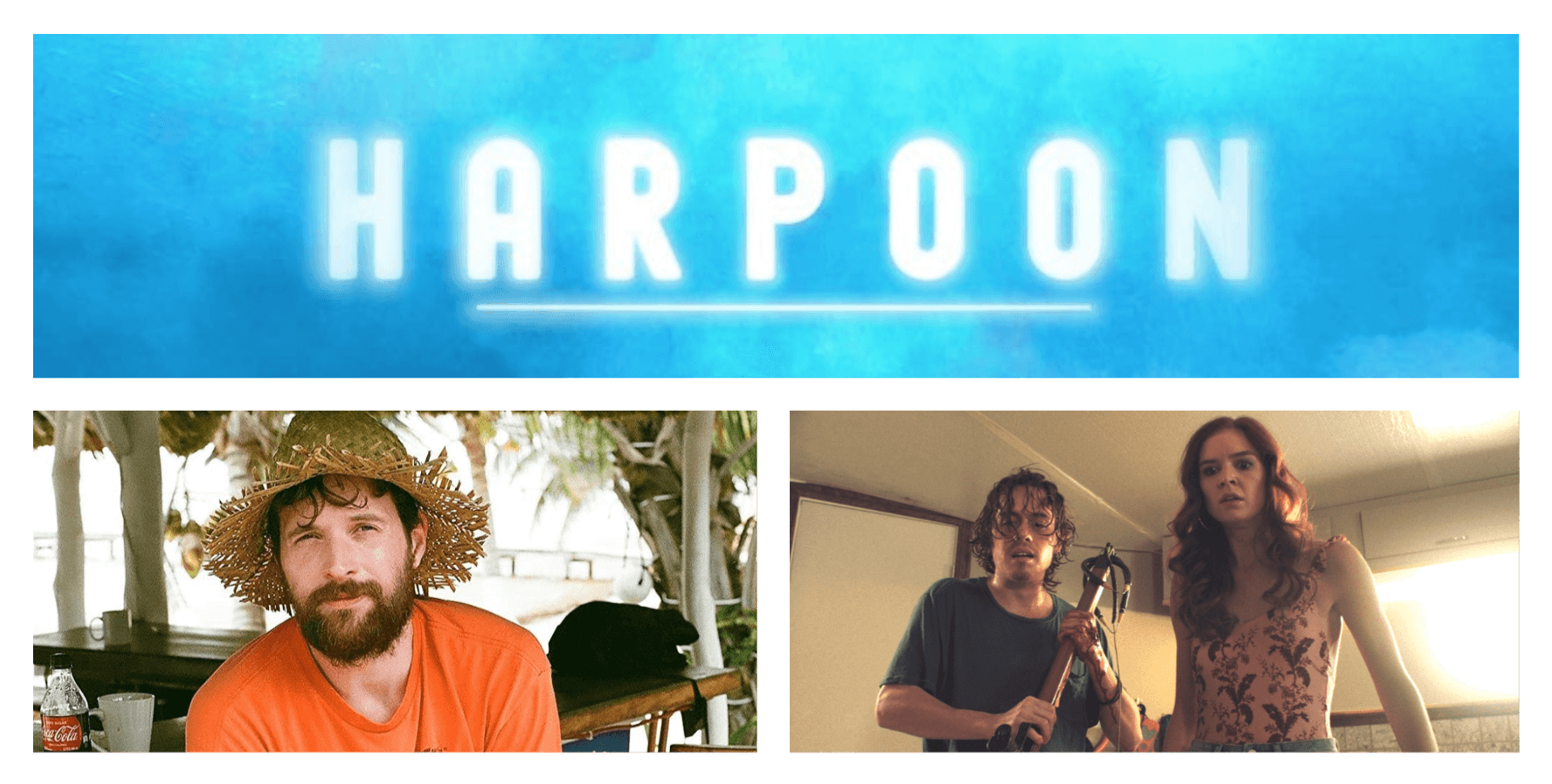 Harpoon Interview with Rob Grant