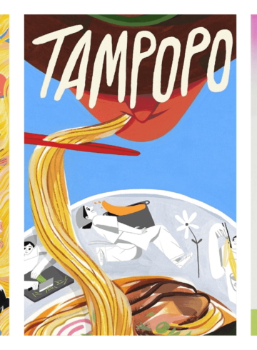 Article of The Similarities Between Food and Sex in Tampopo (1985)