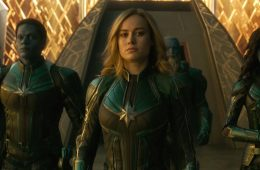 Brie Larson in Captain Marvel