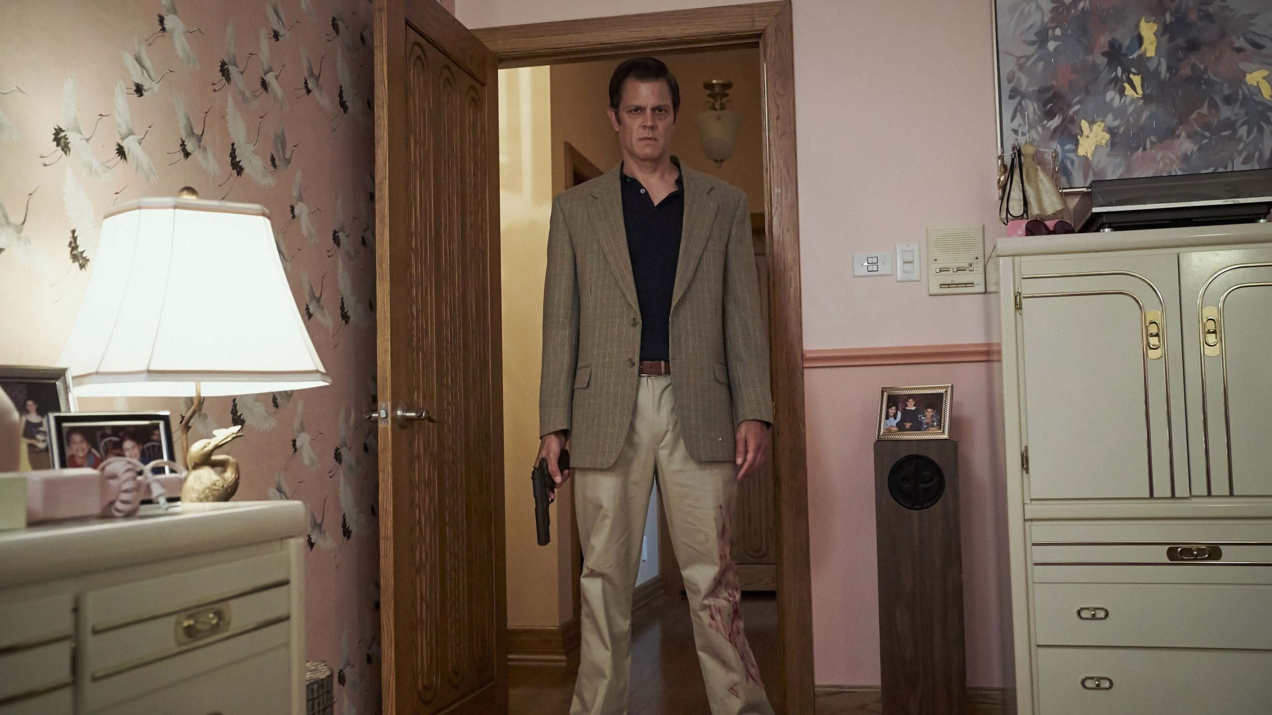 Image of Johnny Knoxville in horror movie, 'We Summon the Darkness'
