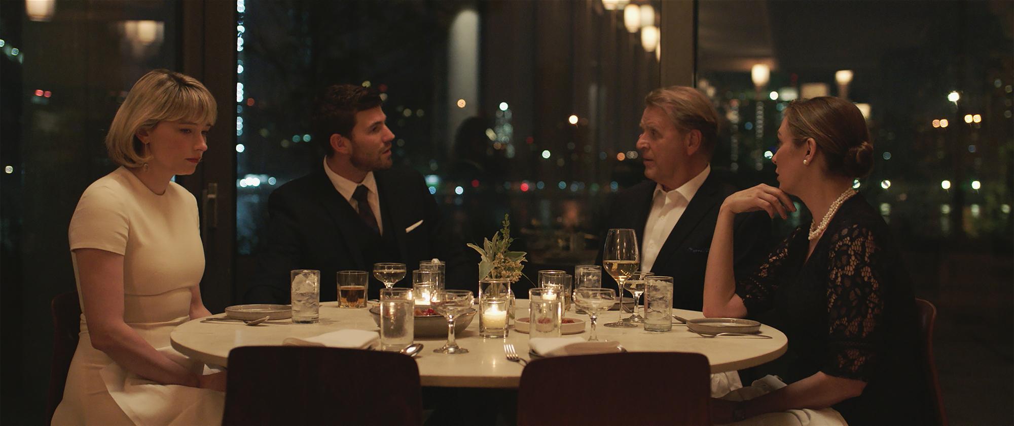 Haley Bennett in Swallow -Dinner Scene