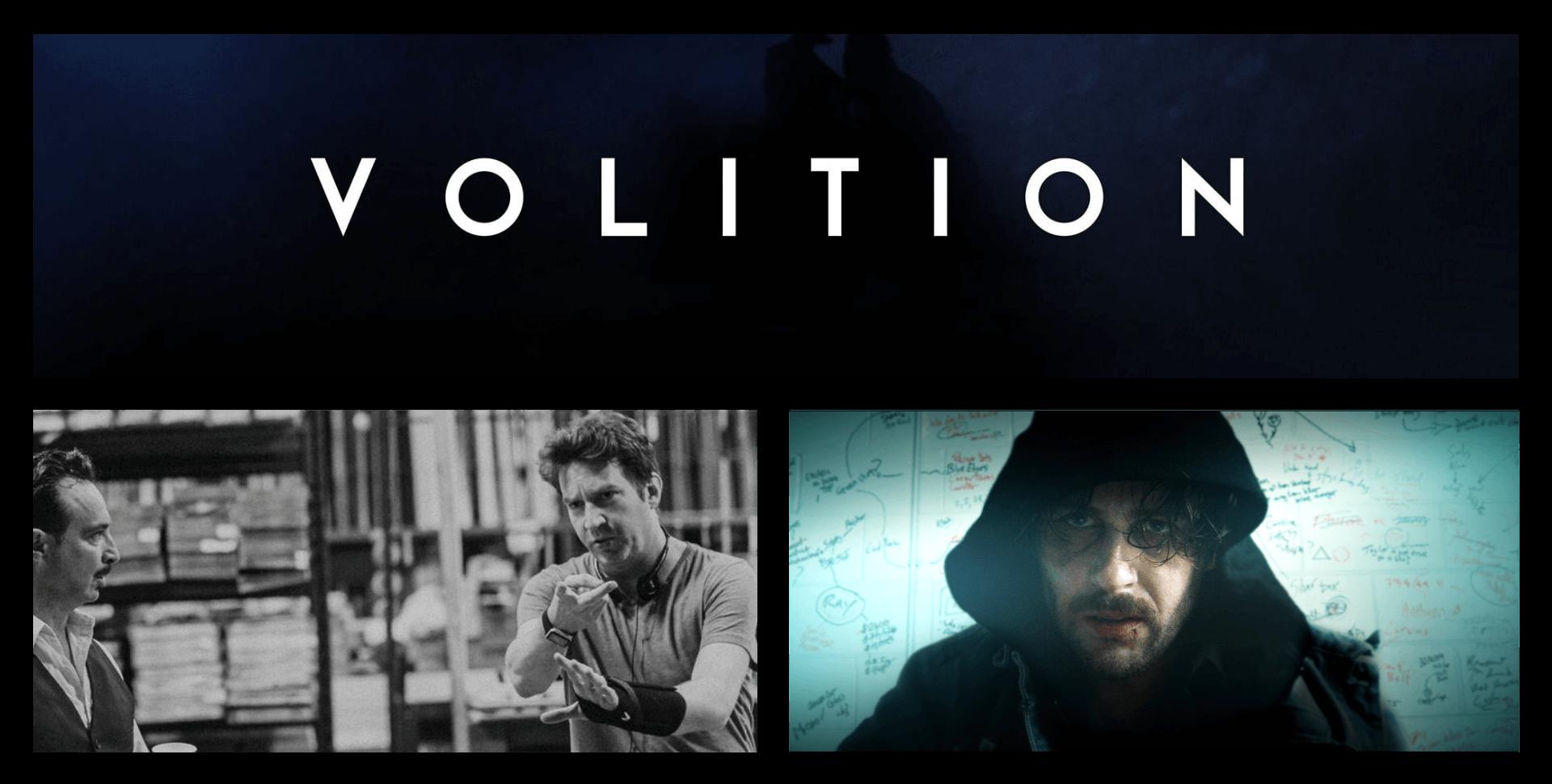 'Volition' - Interview