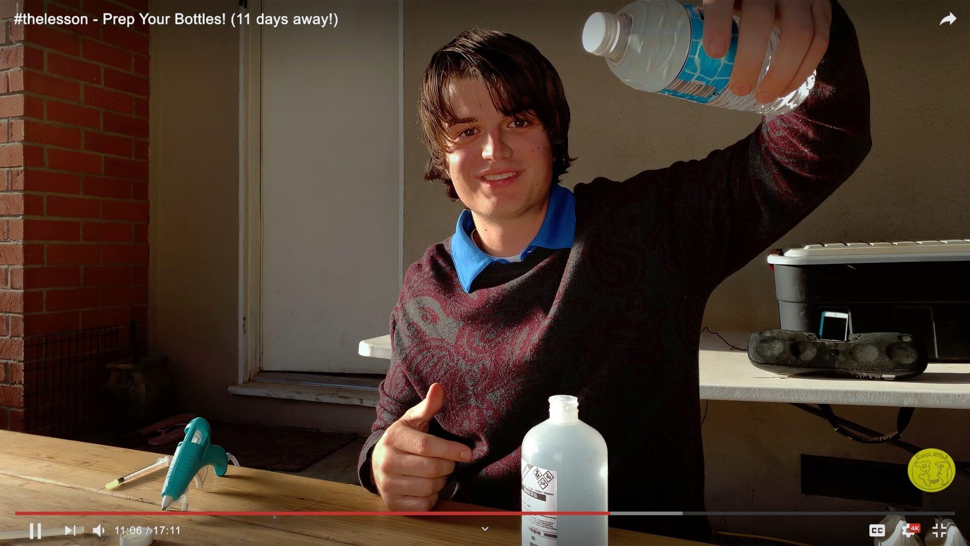 Joe Keery as Kurt Kunkle in Spree (2020)