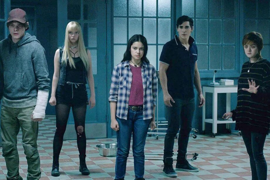 Film still from The New Mutants (2020)