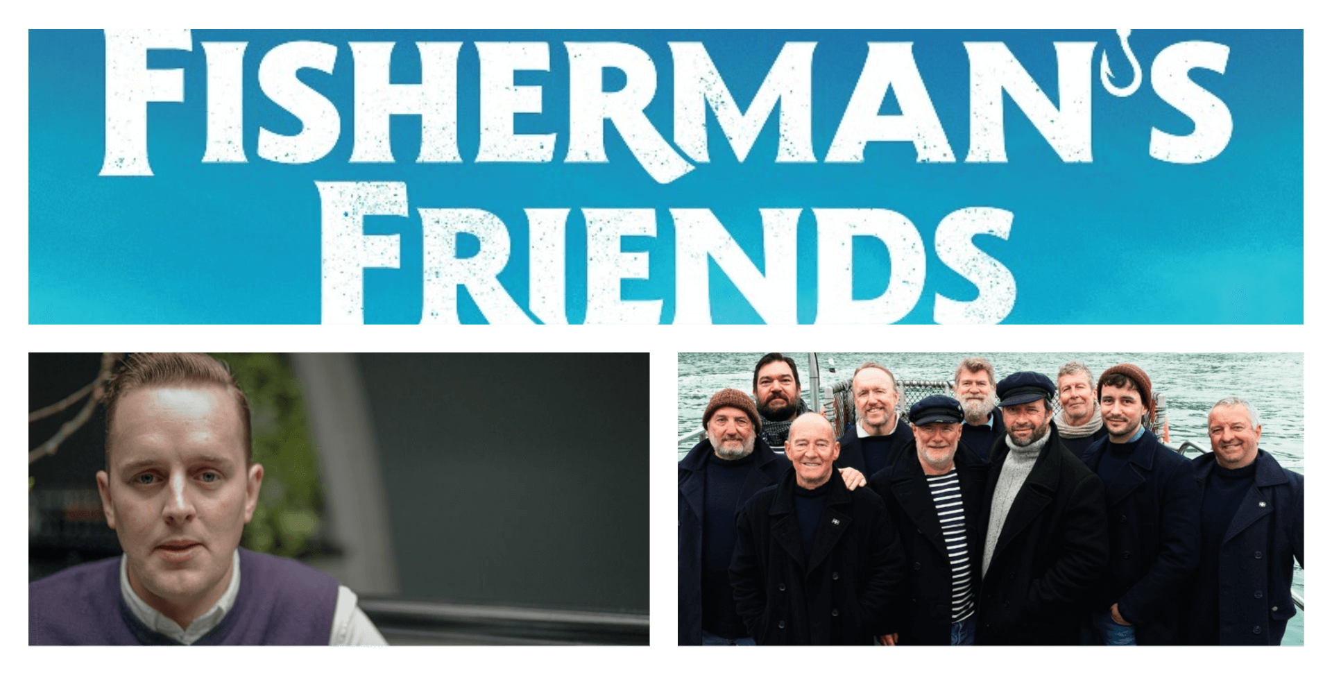Interview with Fisherman's Friends (2019)