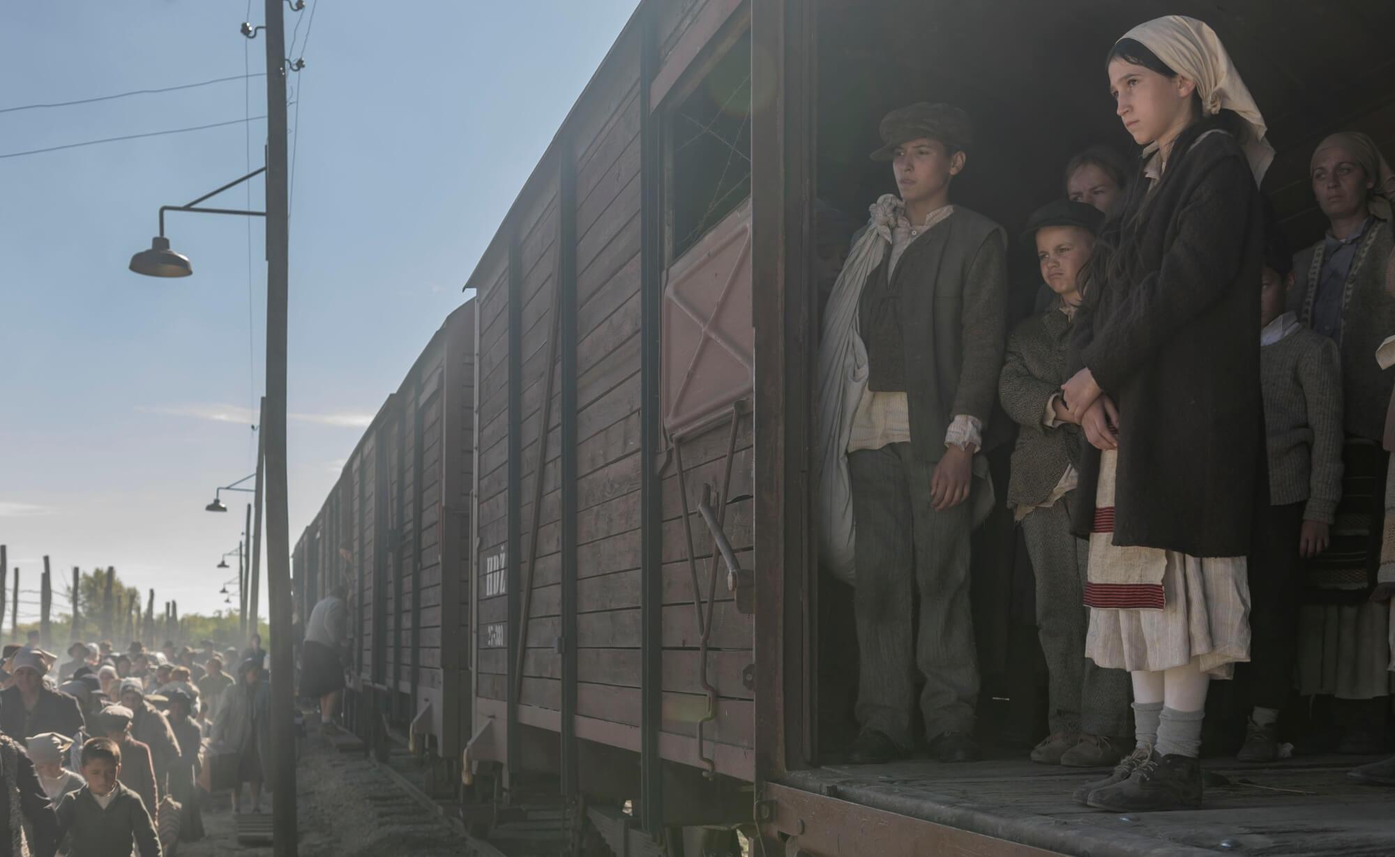 "Still from war-drama film, ""Dara of Jasenovac"""