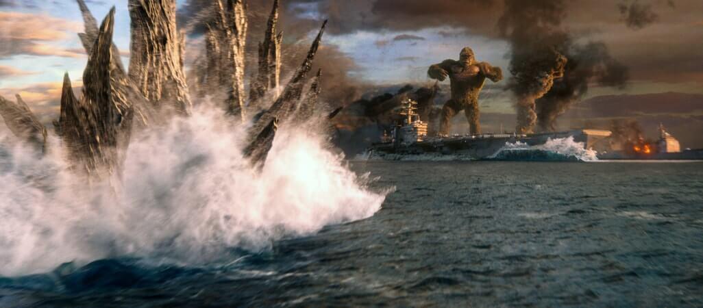 Still from Godzilla vs. Kong