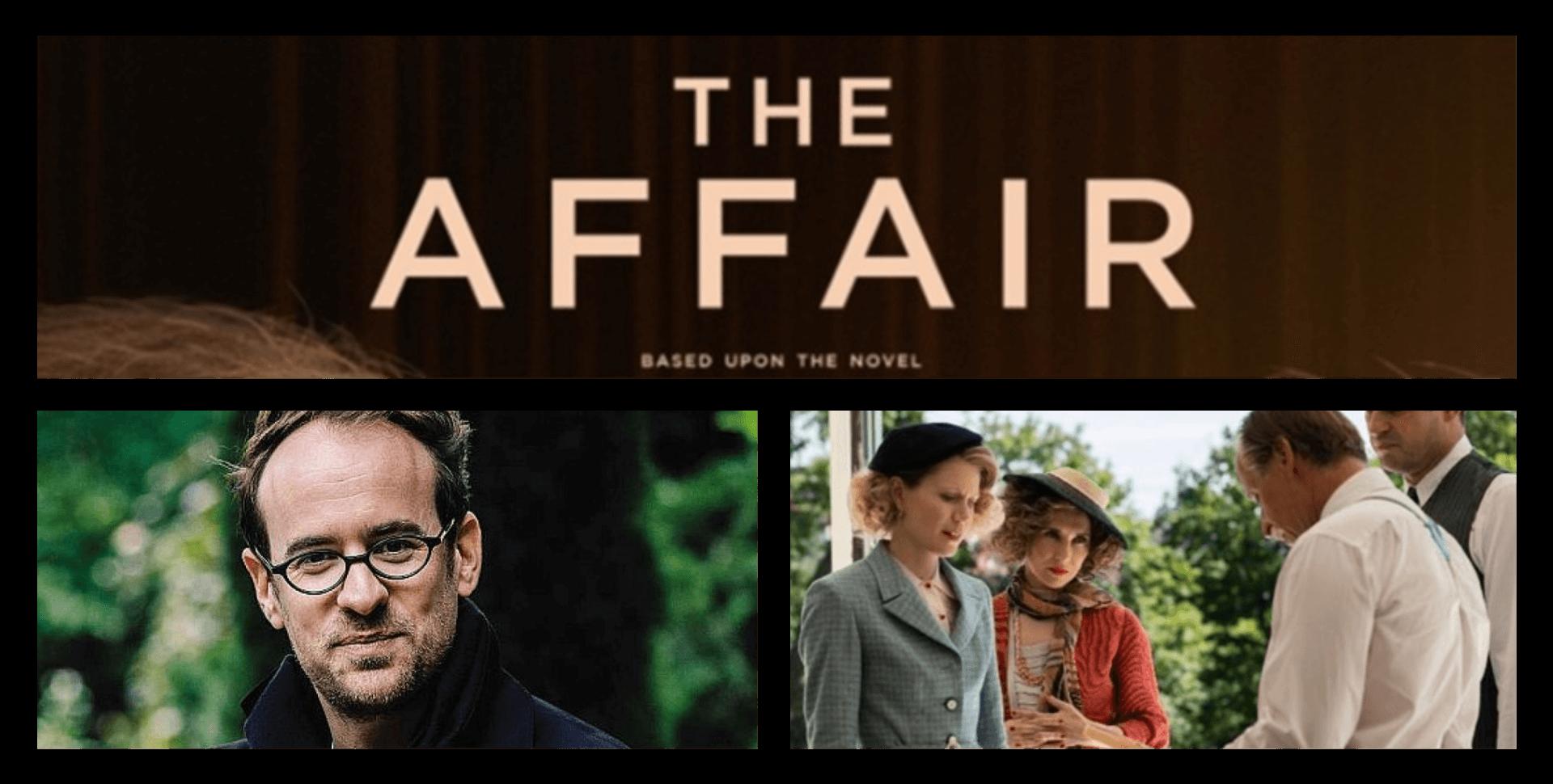 "Interview with ""The Affair"" Director Julius Sevcík"