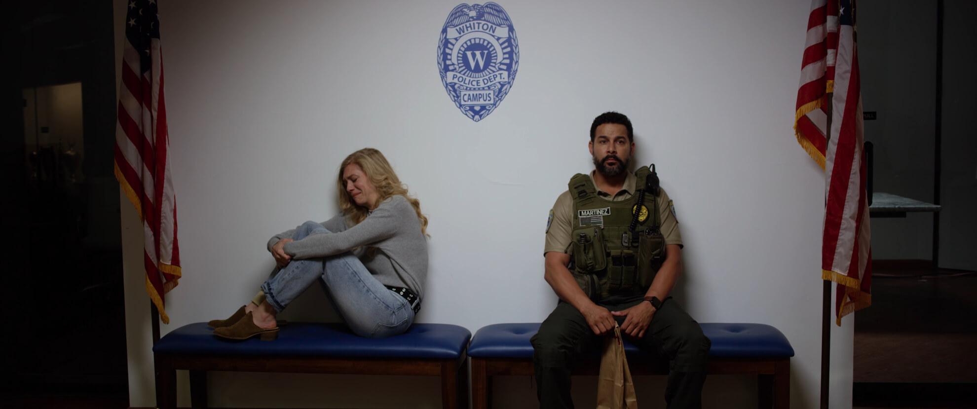 Film Still from Initiation (2020)