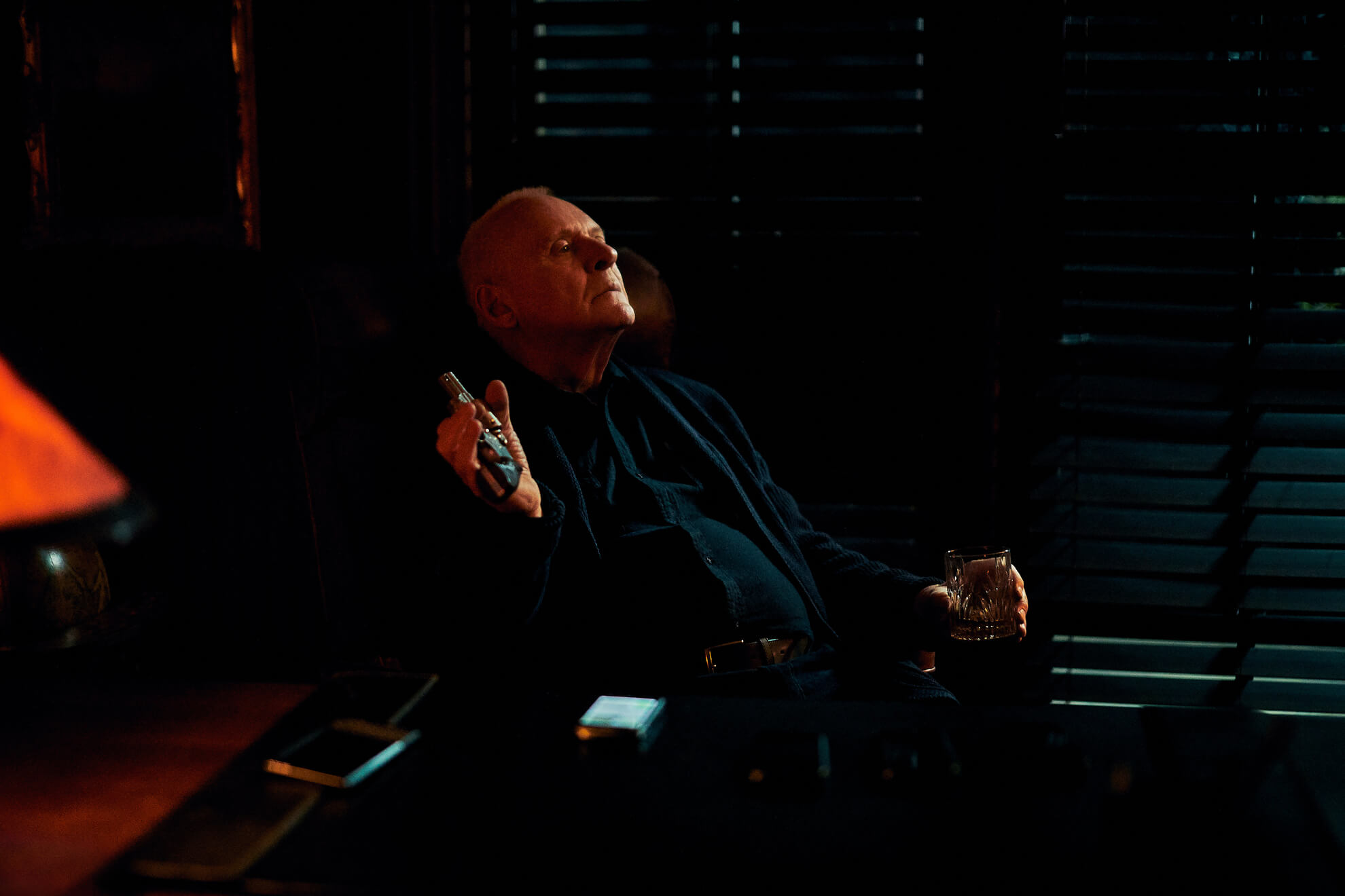 Sir Anthony Hopkins in The Virtuoso